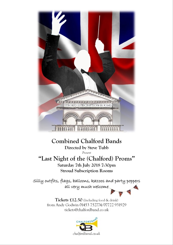 "Summer Concert 2018 ""Last Night of the Proms"" @ Stroud Subscription Rooms"